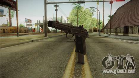 Battlefield 4 - SW40 for GTA San Andreas second screenshot