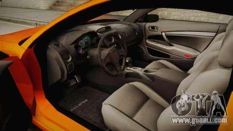 Mitsubishi Eclipse GTS Mk.III 2003 IVF for GTA San Andreas side view