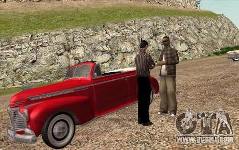Life situation 7.0 for GTA San Andreas third screenshot