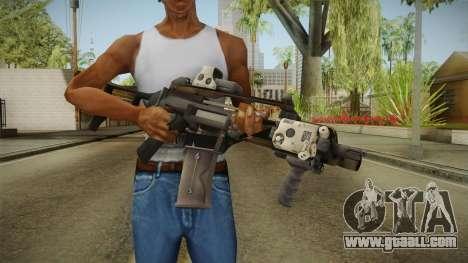 Battlefield 4 - HK G36C for GTA San Andreas third screenshot