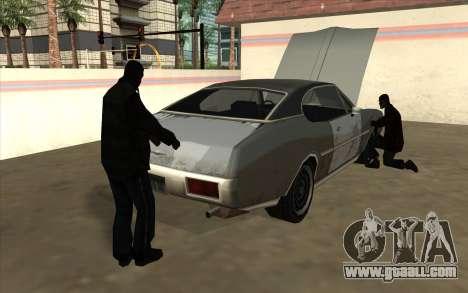 Life situation v6.0 - petrol Station for GTA San Andreas