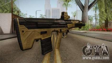 DesertTech Weapon 2 for GTA San Andreas second screenshot
