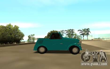 CeAZ C ZA 1958 for GTA San Andreas left view