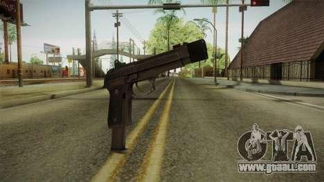 Battlefield 4 - SW40 for GTA San Andreas