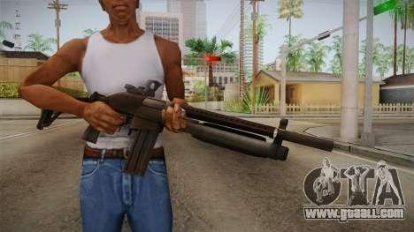 Battlefield 4 - HAWK 12G for GTA San Andreas third screenshot