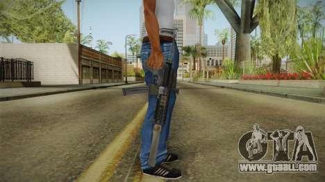 Battlefield 4 - SIG MPX for GTA San Andreas third screenshot