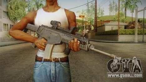 ARX-160 Tactical v2 for GTA San Andreas