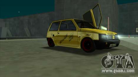 VAZ 1111 Occasion for GTA San Andreas right view