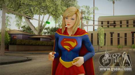 DC Comics Legends - Supergirl for GTA San Andreas