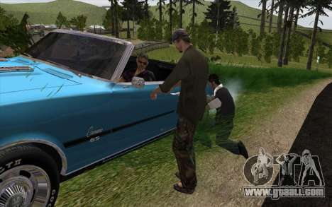 Life situation 7.0 for GTA San Andreas