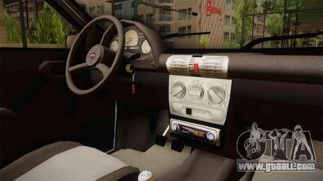 Chevrolet Corsa Speed 2006 v2 for GTA San Andreas inner view