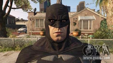 GTA 5 BAK Dark Knight Returns Batman third screenshot