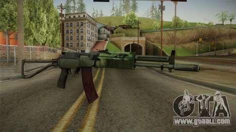 Battlefield 4 - AEK-971 for GTA San Andreas