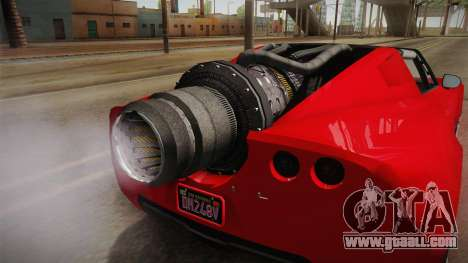 GTA 5 Coil Rocket Voltic IVF for GTA San Andreas side view