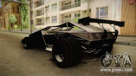 GTA 5 Ramp Buggy for GTA San Andreas back left view