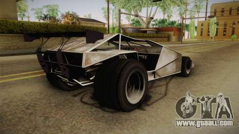 GTA 5 Ramp Buggy for GTA San Andreas left view