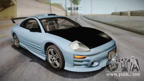 Mitsubishi Eclipse GTS Mk.III 2003 IVF for GTA San Andreas engine