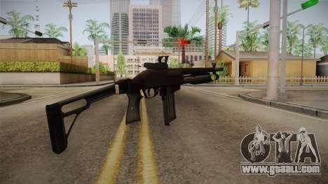 Battlefield 4 - HAWK 12G for GTA San Andreas second screenshot