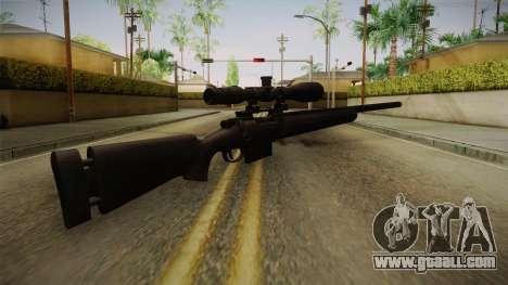 Remington M24 for GTA San Andreas third screenshot