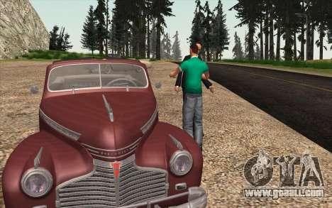 Life situation 7.0 for GTA San Andreas second screenshot