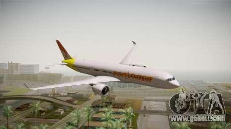 Airbus A350 Conviasa for GTA San Andreas