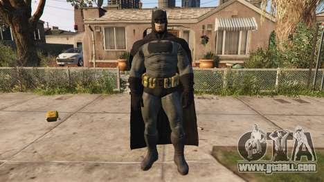 GTA 5 BAK Dark Knight Returns Batman