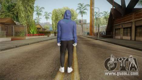 GTA 5 Online DLC Import Export Random Skin 2 for GTA San Andreas third screenshot