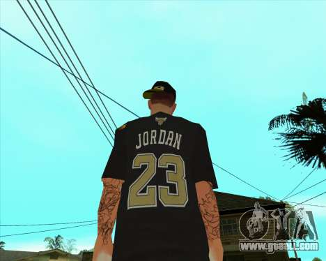Skin VLA-1 Armenian V4 for GTA San Andreas second screenshot