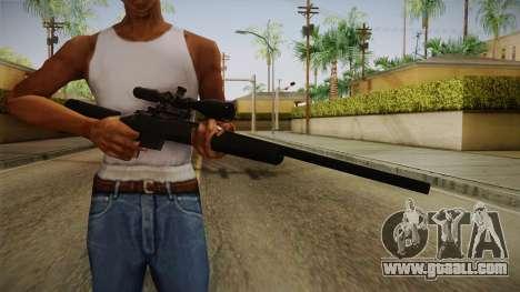 Remington M24 for GTA San Andreas