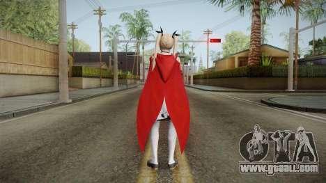 DoA 5: LR - Marie Halloween 2016 for GTA San Andreas third screenshot
