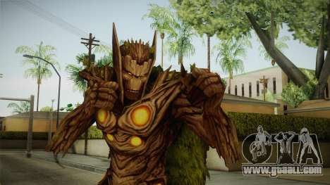 Marvel Future Fight - Groot (Secret Wars) for GTA San Andreas