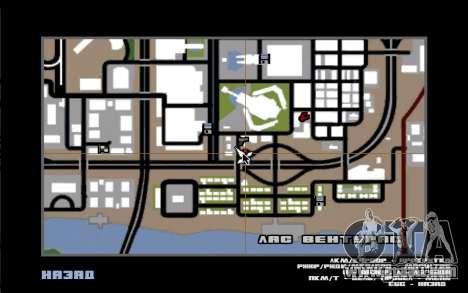 Life situation v6.0 - petrol Station for GTA San Andreas fifth screenshot