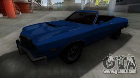 1975 Ford Gran Torino Cabrio for GTA San Andreas