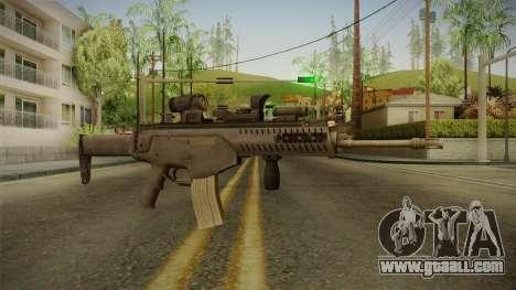 ARX-160 Tactical v2 for GTA San Andreas second screenshot