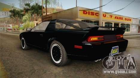 GTA 5 Imponte Ruiner 2000 IVF for GTA San Andreas left view