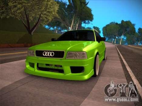 Audi 80 NFS for GTA San Andreas