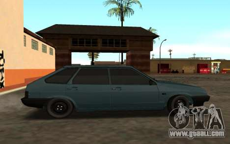 2109 for GTA San Andreas left view