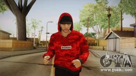 Import-Export DLC Skin Male for GTA San Andreas