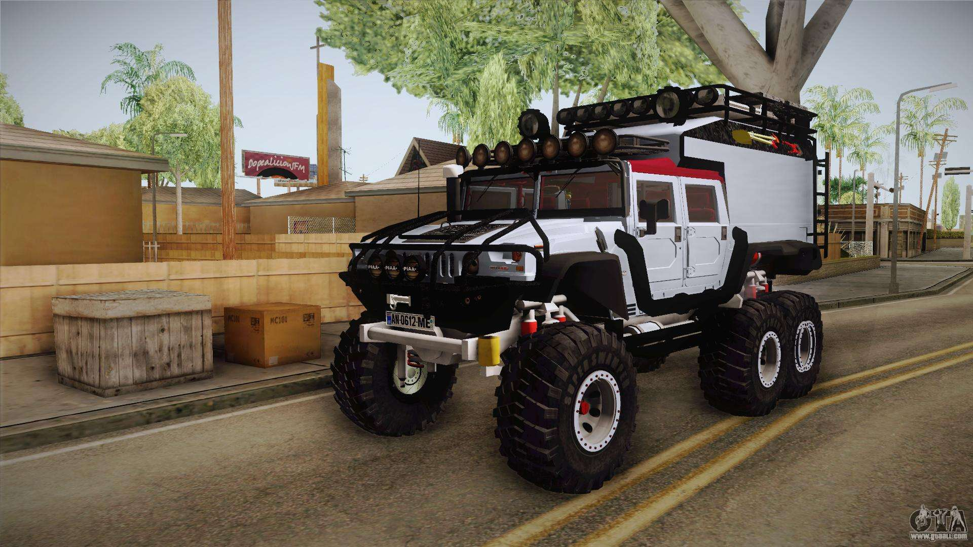Galerry hummer gta san andreas 2
