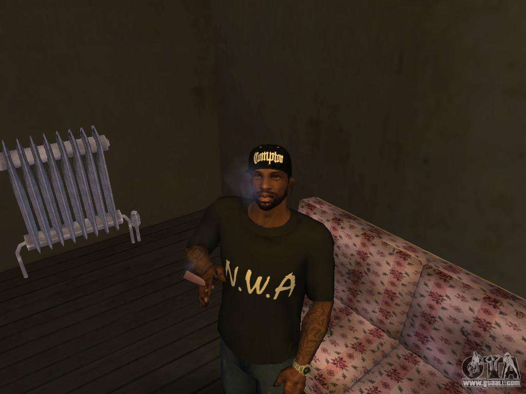 pack clothes n w a to cj hd for gta san andreas