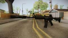 M4A1 Silenced for GTA San Andreas