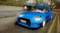 Nissan GT-R Street Race