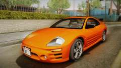 Mitsubishi Eclipse GTS Mk.III 2003 IVF for GTA San Andreas