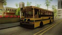Bus Carrocerias for GTA San Andreas