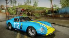 Ferrari 250 GTO (Series I) 1962 HQLM PJ2