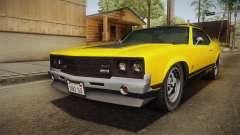 GTA 5 Declasse Sabre GT for GTA San Andreas