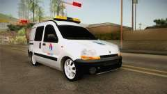 Renault Kangoo MASKargo Animal Hotel for GTA San Andreas