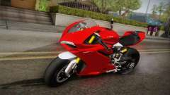 Ducati 1299 Panigale S 2016 for GTA San Andreas