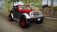 GTA 5 Canis Mesa SWB IVF for GTA San Andreas