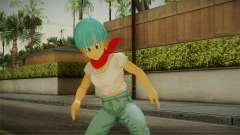 Dragon Ball Xenoverse 2 - Bulma DBS v2 for GTA San Andreas